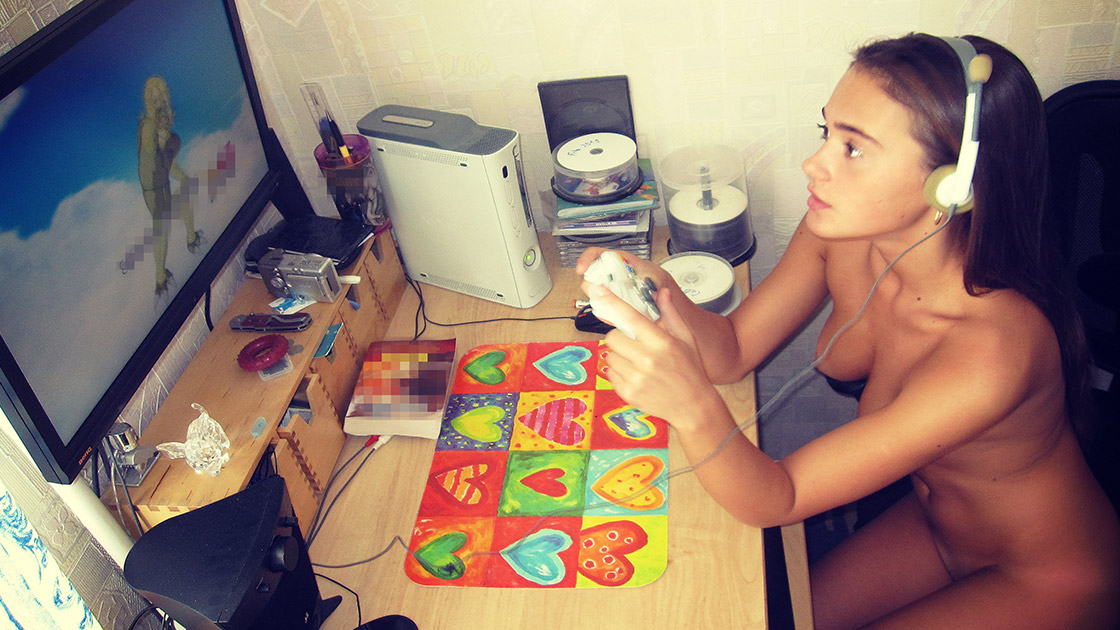 Today's youth is quite hooked to media technologies and it gives to the naughty girls among them a very good opportunity to express their sauciness. These horny little sluts just love getting naked for their webcam and get a thrill out of their wantonness.